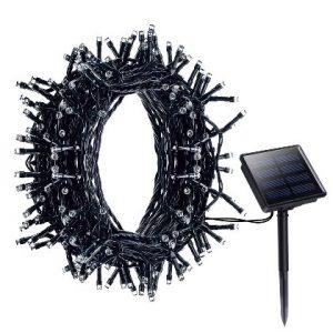 Solar Outdoor Led String Lights