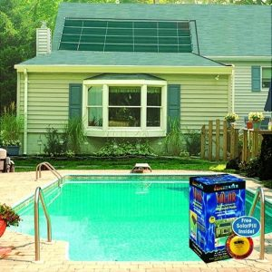 Pool Sun Heater