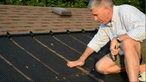 Solar Heater Maintenance And Repair