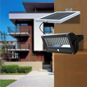 Advantages of Using Solar Motion Security Lights