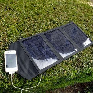 Instapark Mercury 10M Solar Panel Portable Solar Charger