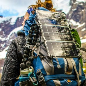 Solar Backpacks System