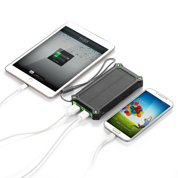 Tips in using the Solar Phone Chargers