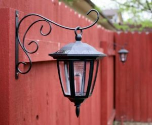 What Should You Look For in A Solar Porch Light