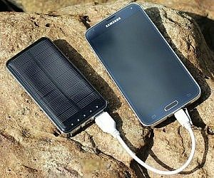 What should you look for in a solar phone charger