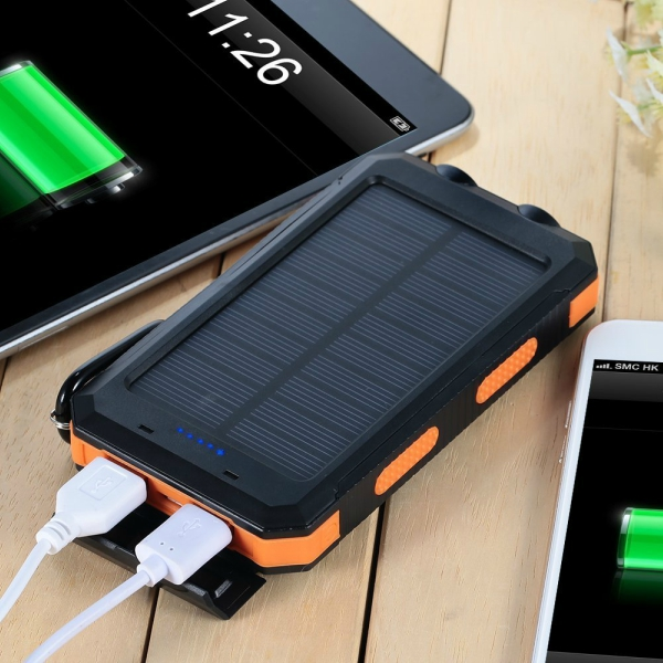What to look for in Solar Chargers