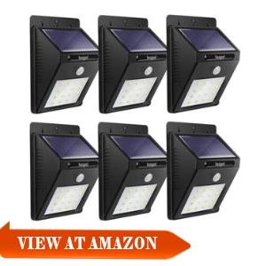 Best solar motion security light solar lightsbeegod 16 led security motion sensor light outdoor aloadofball Image collections