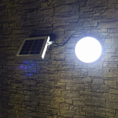 This Is Another Solar Ed Shed Light You Can Have In Your Home It Has 9 Leds A Panel That Waterproof And 6v 2000mah Lithium Battery