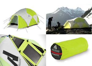 Eddie Baueru0027s KATABATIC Solar Power Tent. Source Pinterest  sc 1 st  A Green Origin & 5 Top-Rated Solar-Powered Tents For Camping Enthusiasts
