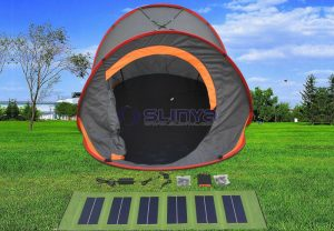 Source Alibaba & 5 Top-Rated Solar-Powered Tents For Camping Enthusiasts