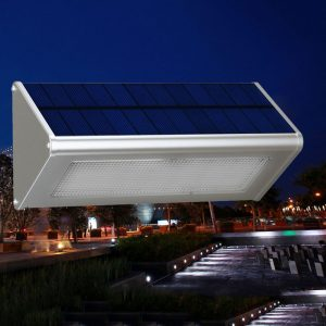 Solar Motion Security Light